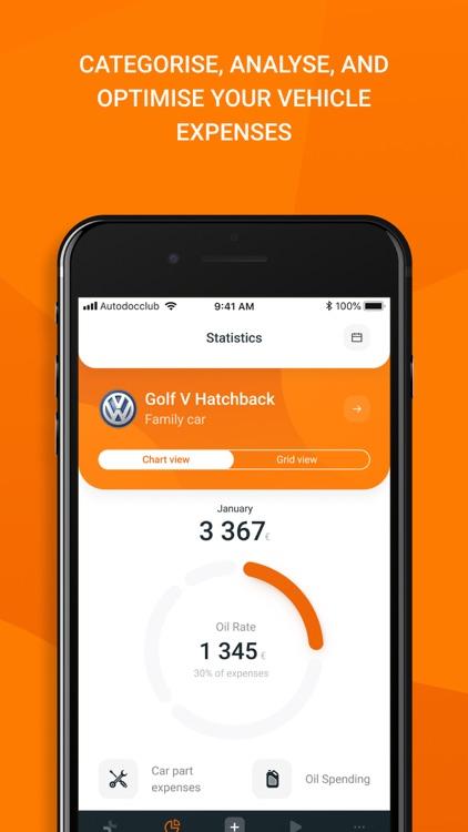 AUTODOC CLUB - Car maintenance screenshot-5