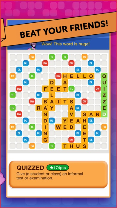 Cheat for Words With Friends Screenshot