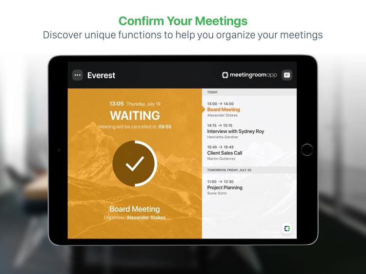 MeetingRoomApp Booking System screenshot-3