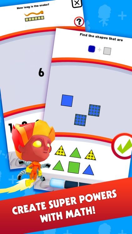Kid Awesome: Fun Math Games screenshot-3