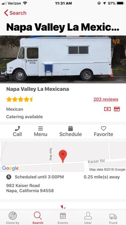 mFood™ - Food Truck Finder App screenshot-6