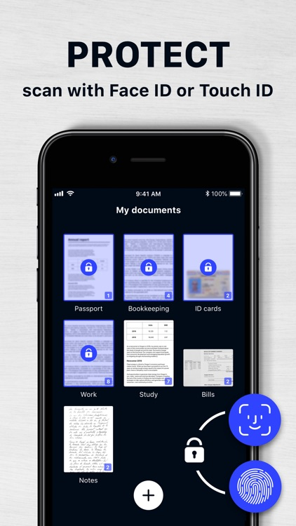 ScaniX:  PDF Document Scanner
