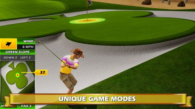 Golden Tee Golf screenshot-4