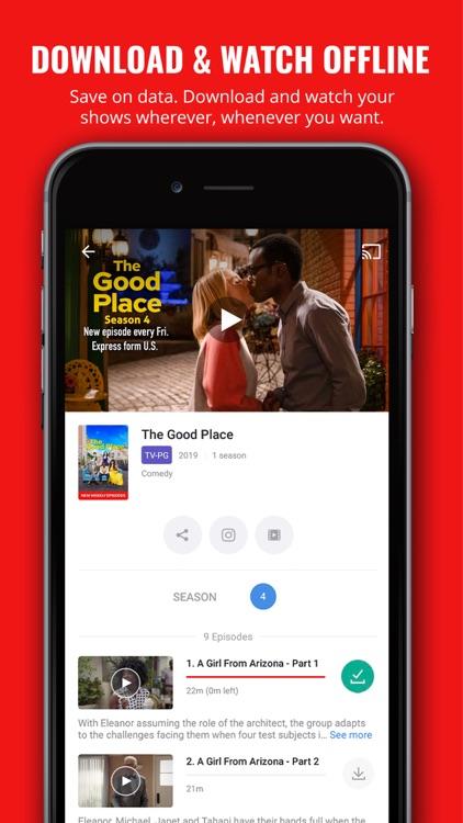 iflix: Movies, TV Series, News screenshot-3