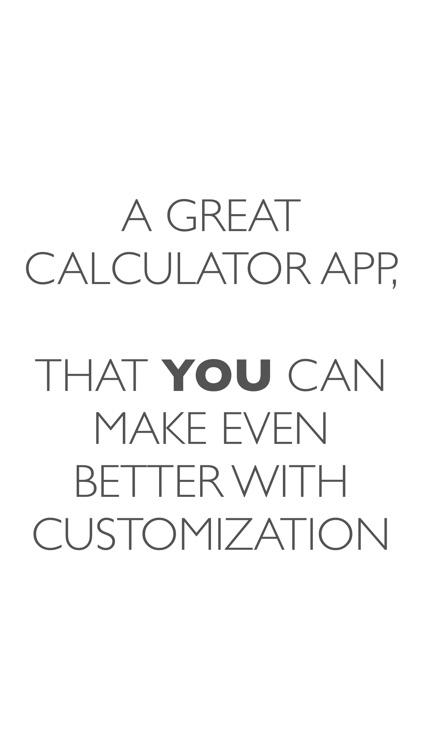 CALC 1 - Multiple Calculators screenshot-6