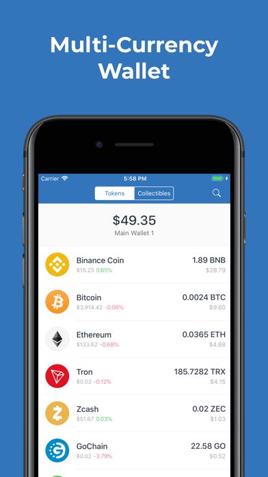 Trust. Crypto & Bitcoin Wallet - 窓用