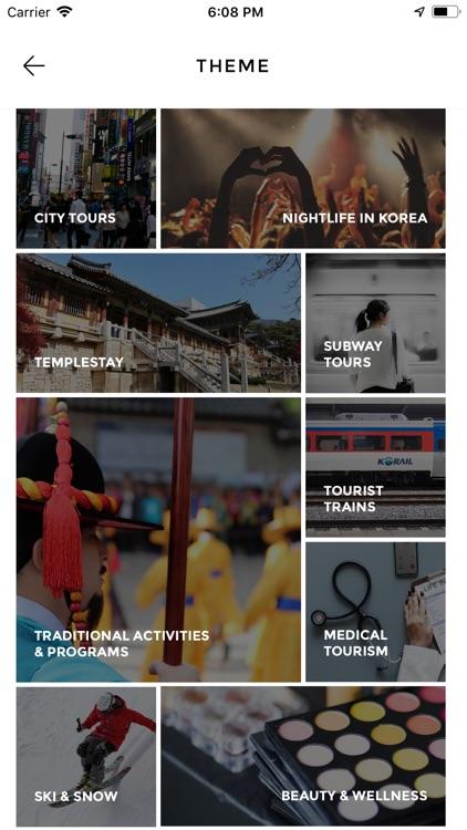 Visit Korea : Official Guide screenshot-3