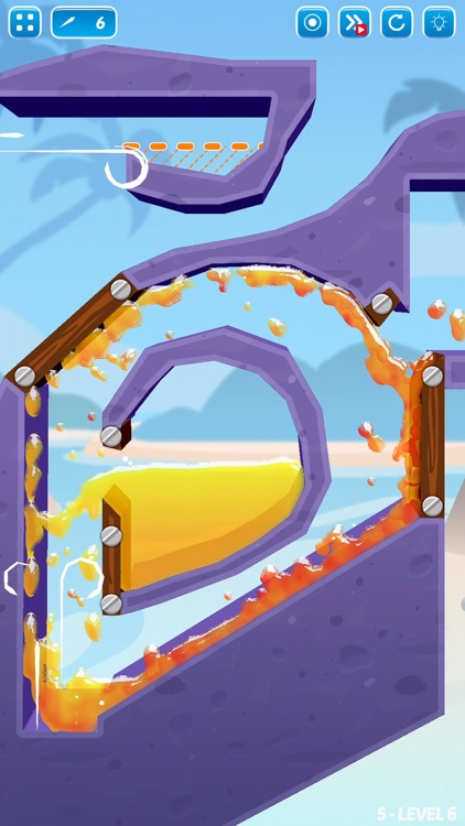 Splash Canyon - Water Puzzles screenshot-5