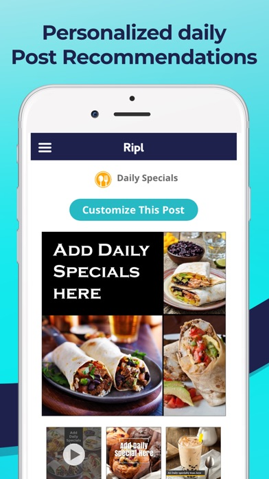 Ripl: Create Video from Photos app image