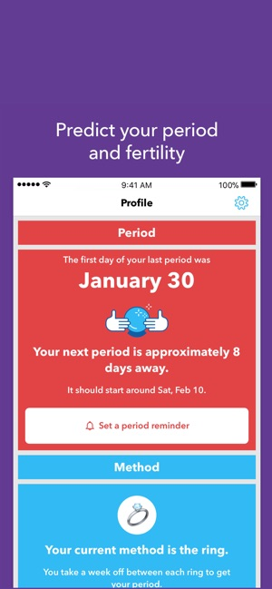 Spot On Period Tracker on the App Store