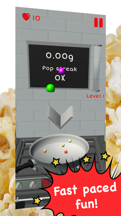 Corn Pop - Popcorn collector screenshot four