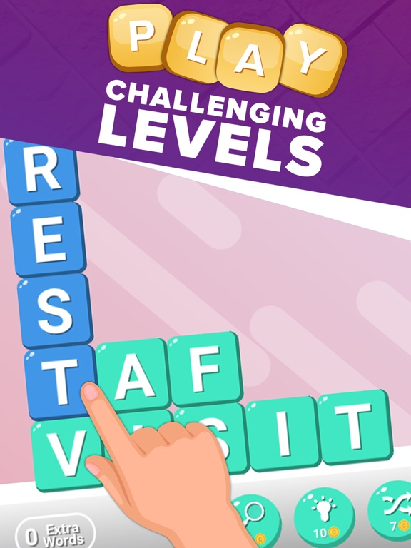 Word Games Collection screenshot 1