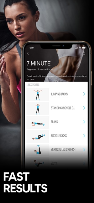 Abs Workout by 7M on the App Store