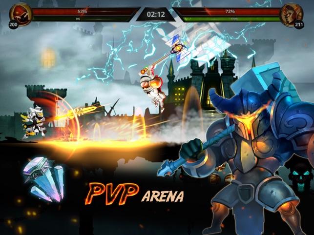 Stickman Legends-Shadow of War Screenshot