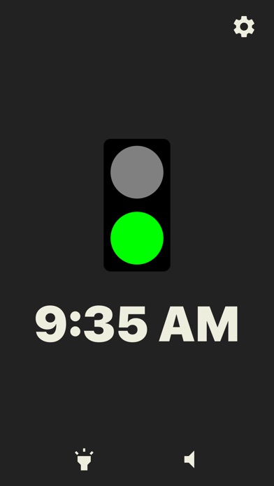 Sleepy Time Clock app image
