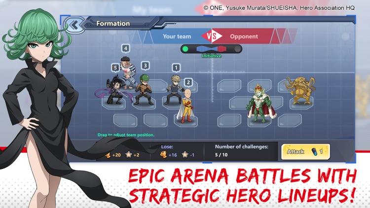 One-Punch Man: Road to Hero screenshot-4