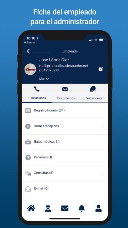 Portal del Empleado screenshot-5