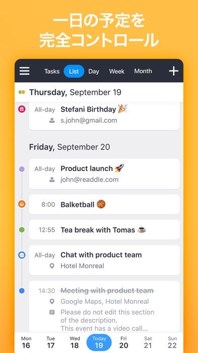 Calendars 5 by Readdle ScreenShot7