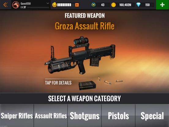 スナイパー3Dアサシン (Sniper 3D)のおすすめ画像8
