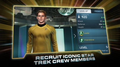 Star Trek Fleet Command App Reviews - User Reviews of Star