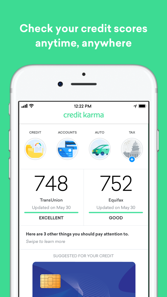 Credit Karma App for iPhone - Free Download Credit Karma for iPhone