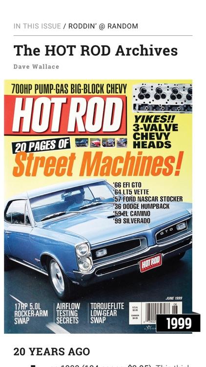 Hot Rod Magazine screenshot-4