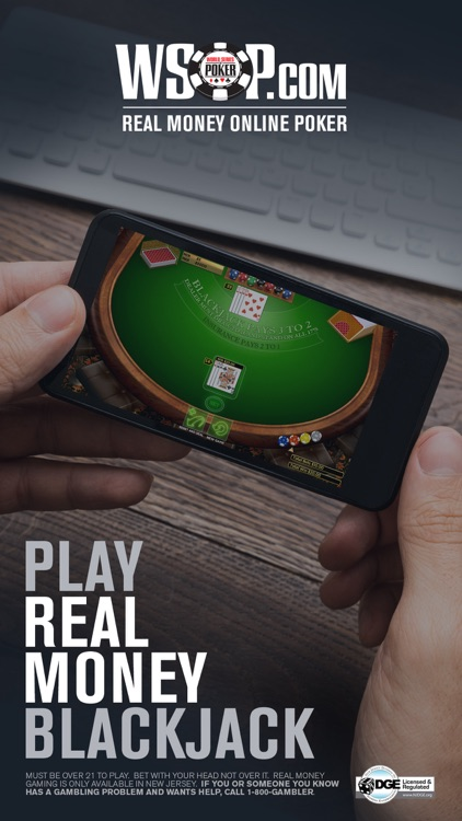 WSOP Real Money Poker – NJ