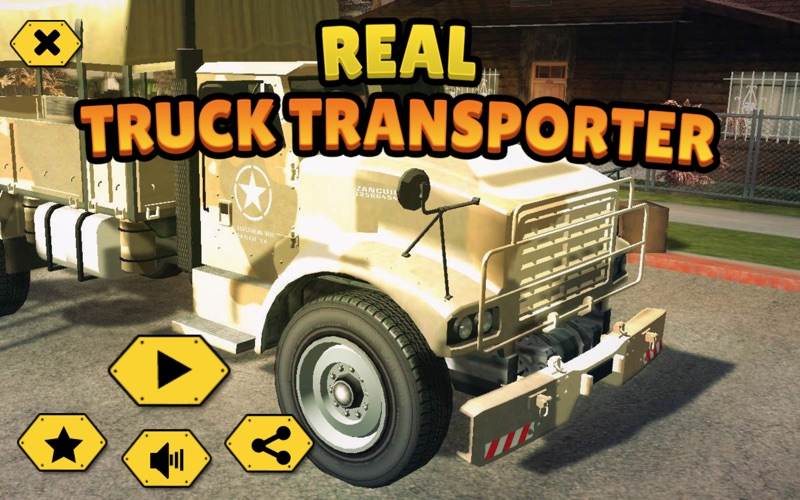 Real Truck Transporter for Mac