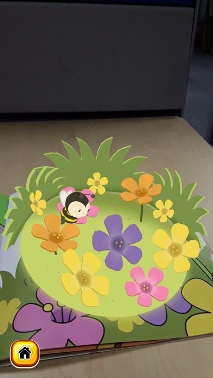 Busy Little Bees AR screenshot-3