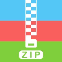 Unzip zip rar 7z extract
