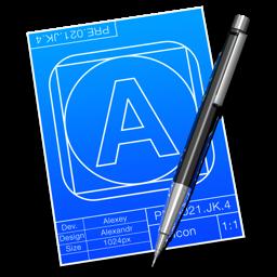 Ícone do app IconFly