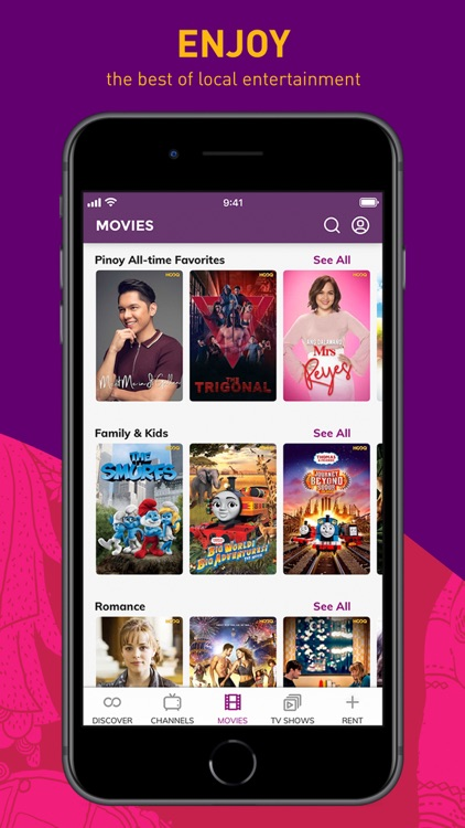 HOOQ - Movies, TV Shows & News screenshot-3