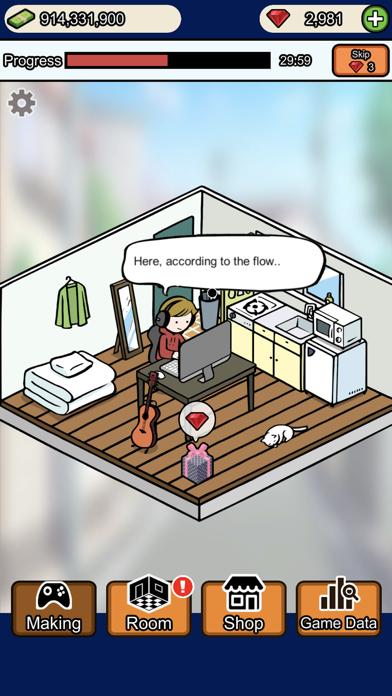Game Developer Tycoon screenshot 1