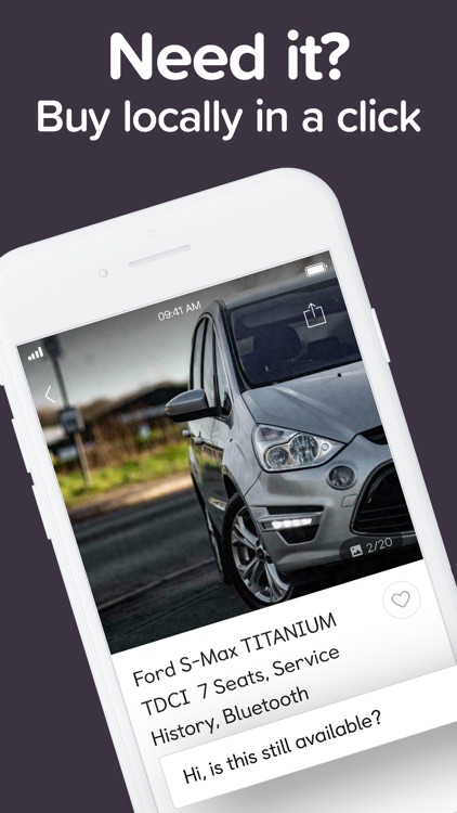 Gumtree: Local Ads & Motors