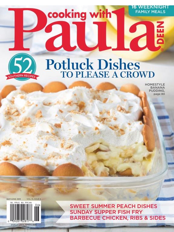 Cooking with Paula Deen screenshot
