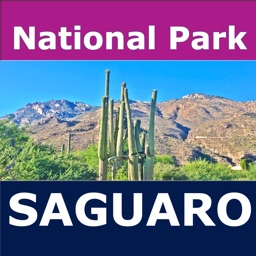 Saguaro National Park East & W