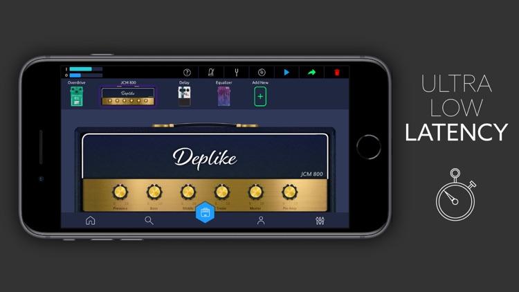 deplike guitar effects pedals by deplike ltd. Black Bedroom Furniture Sets. Home Design Ideas