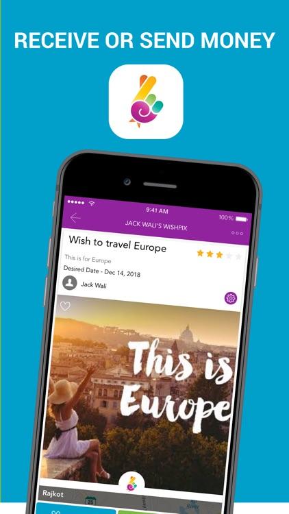 WishPIX - Official Wishing App screenshot-3