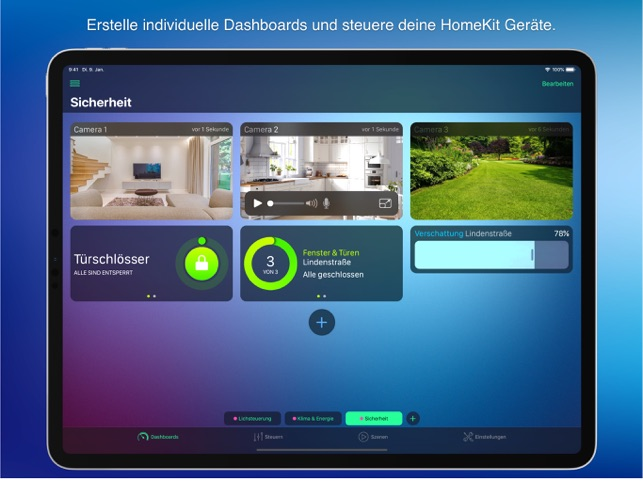 ‎HomeDash Screenshot
