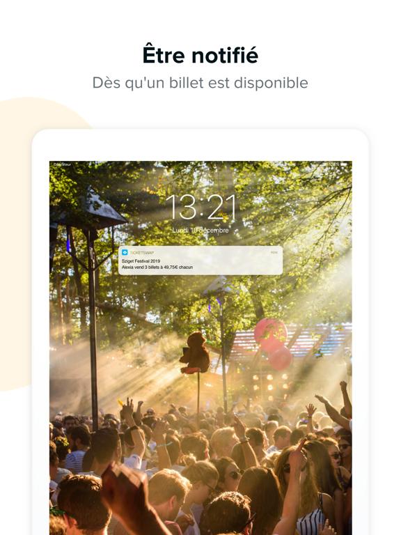 Screenshot #6 pour TicketSwap - Billets en ligne