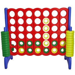 Connect 4 Emoji : 4 In A Row