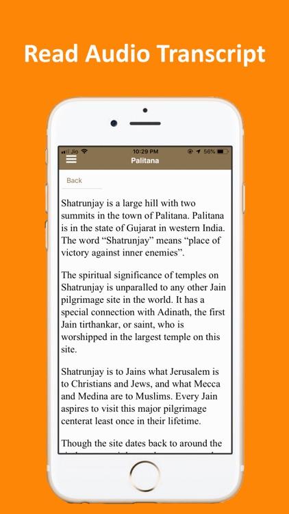 Palitana Shatrunjay Tour Guide screenshot-4