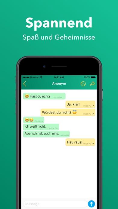 Kostenlos anonym flirten