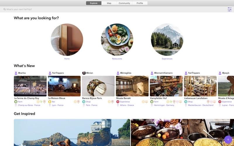FairTrip - Travel Guide for Mac