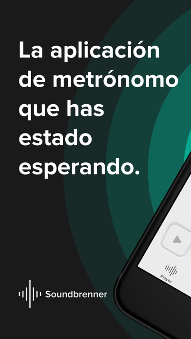 Screenshot for El metrónomo, por Soundbrenner in Chile App Store
