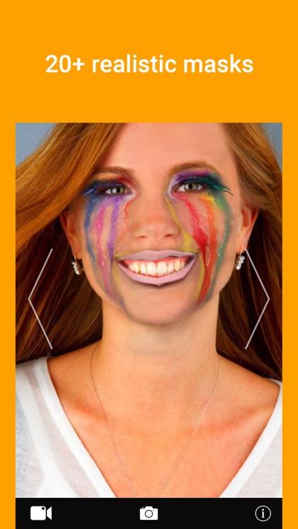 youmask Face Art screenshot-3