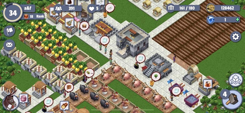 Sun City Builder, Cityville