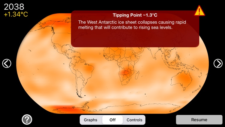 A Climate Change Simulation screenshot-5