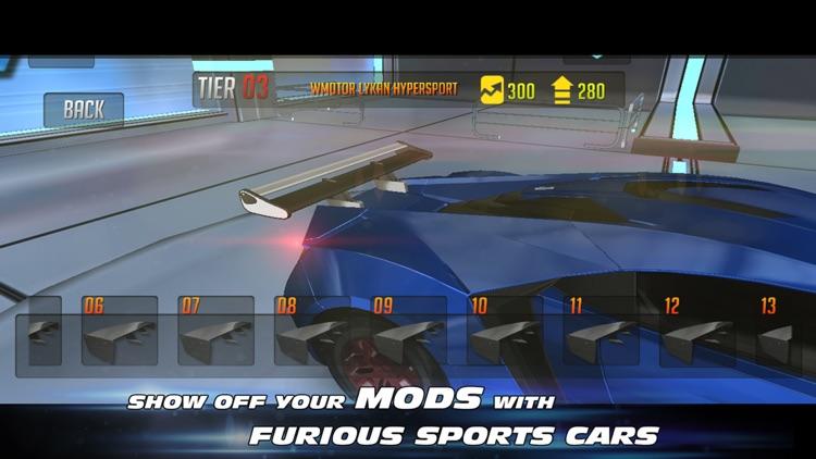 Furious Sprint Racing screenshot-8