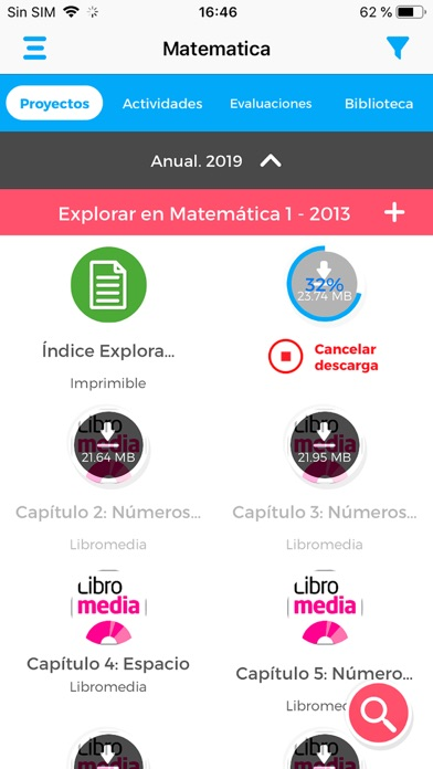 Compartir SmartPhone screenshot 4